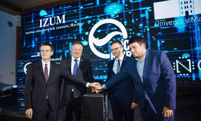 superračunalnik, EuroHPC Joint Undertaking, predsednik Vlade, Vega, UM, Univerza v Mariboru, institutu informacijskih znanosti, izum, Maister