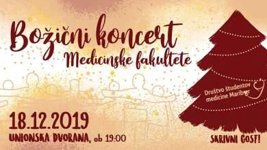 Photo of 15. tradicionalni Božični koncert MF UM