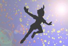Photo of Peter Pan iz rokopisne različice večji egoist in nekoliko hudobnejši
