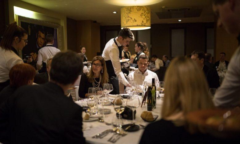 vrhunsko kulinariko, hrana, mladi mladim, restavracija, rezervacijo, Jeunes Restaurateurs d'Europe