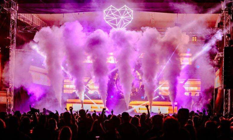 StellarBeat , Tomorrowlanda, Dimitri Vegas & Like Mike, Maribor, Eventim,