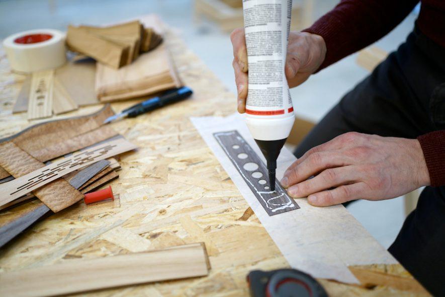 izdelke iz lesa, maribor, Europark, les, študenti, študentje,