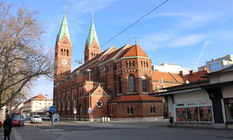 Maribor, Nikola Tesla, Žički prehod 5, mariborski bordel, Vinagova vinska klet, Bazilika Matere usmiljenja, Veseli kmet