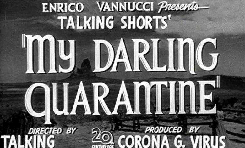 My Darling Quarantine, Cannes, Berlin, festivali, GoFundMe, film, karatki film,