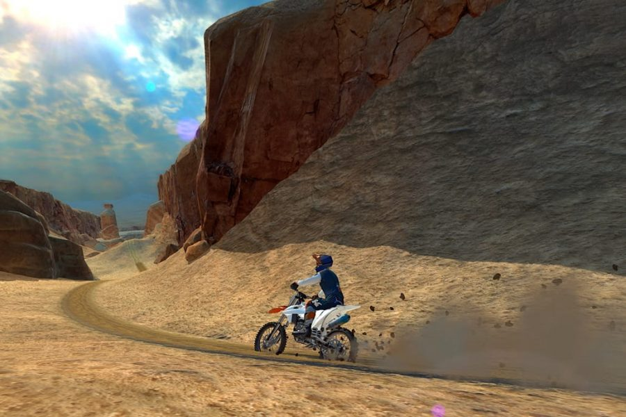 Dirt Bike Unchained,