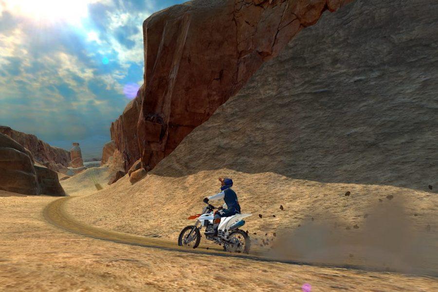 Dirt Bike Unchained,