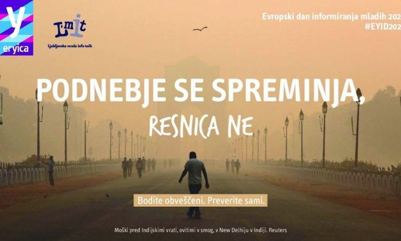 Evropski dan, Evropskega dneva informiranja mladih, ERYICA ,
