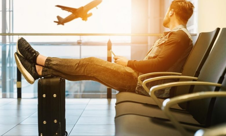 letalski potniški promet, slovenija, letalo, letališče, ljubljana, Vlada, Potniki, covid-19, koronavirus,