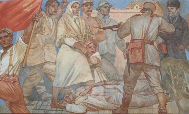 Nacionalne ideje v jugoslovanski umetnosti, Nacionalne ideje, Pekarna Magdalenske mreže, infopeka, Veliki vojni,