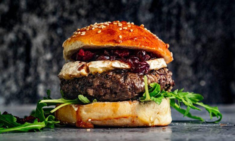 Mala kuhna, Alfa burger