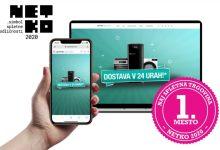 Photo of Gorenju nagrada Netko za najboljšo spletno trgovino