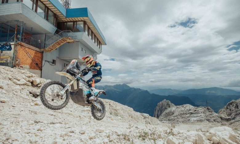 Simon Marčič Reli Dakar 2021 Denis Janežič