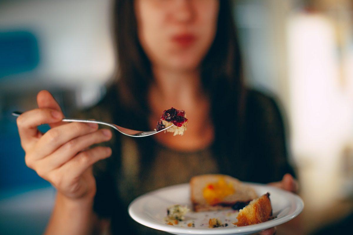 hrepenenje po hrani