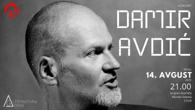 Photo of Koncert: Damir Avdić