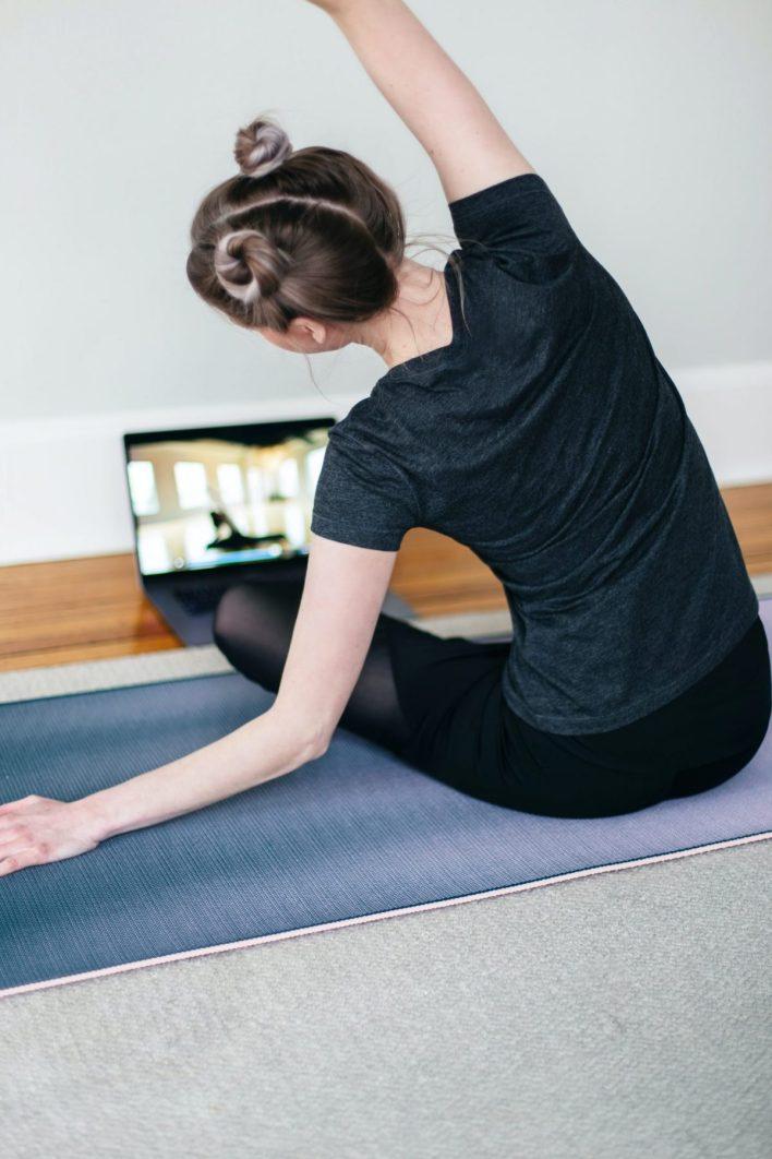 učenje joge