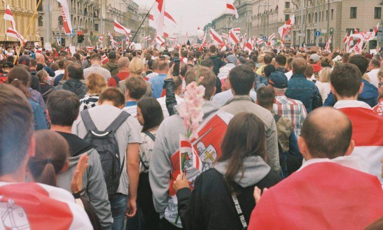 šos, MIZŠ, Beloruske študente, šos, nasilne aretacije, študentje, Belorusija, belorusija študentski protesti