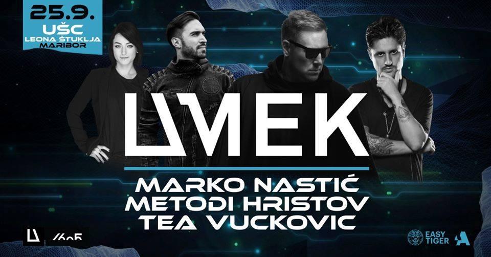 UMEK, Marko Nastić, Metodi Hristov