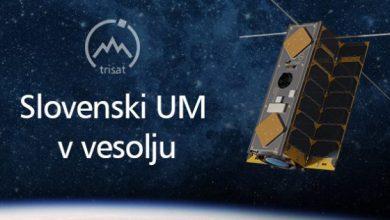 Photo of Slovenska satelita sta končno z raketo poletela v vesolje
