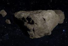 Photo of Ameriška sonda izgublja z asteroida pobrane delce