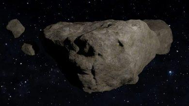 Photo of Ameriška sonda izgublja z asteroida pobrane delce