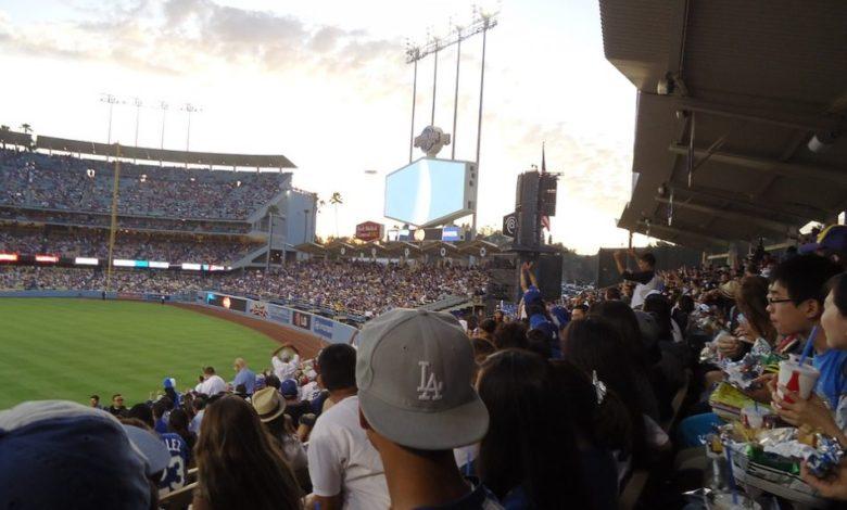 Los Angeles Dodgers, MLB, baseball,