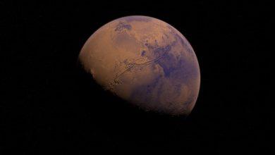 Photo of Mars zaradi svojega položaja trenutno zelo dobro viden