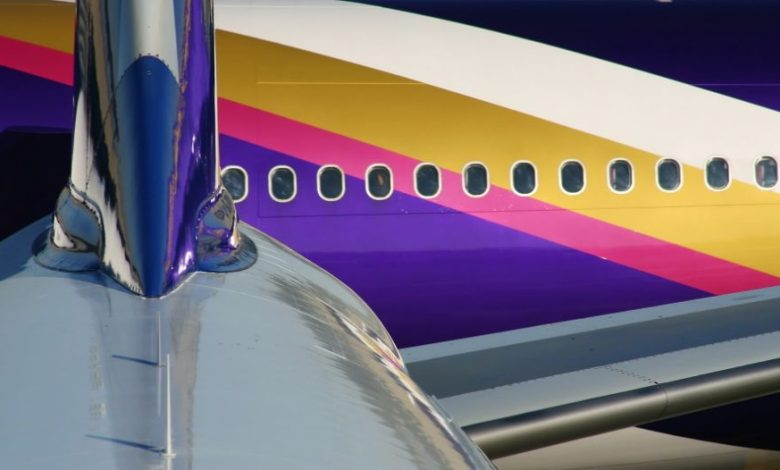 Thai Airways, let v nikamor