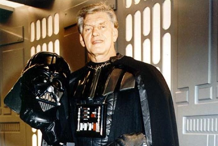 Darth Vader, rip, r.i.p., David Prowse, starwars, kariera,
