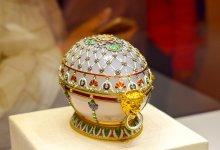 Photo of V Ermitažu pripravili spletno razstavo o draguljarju Fabergeju
