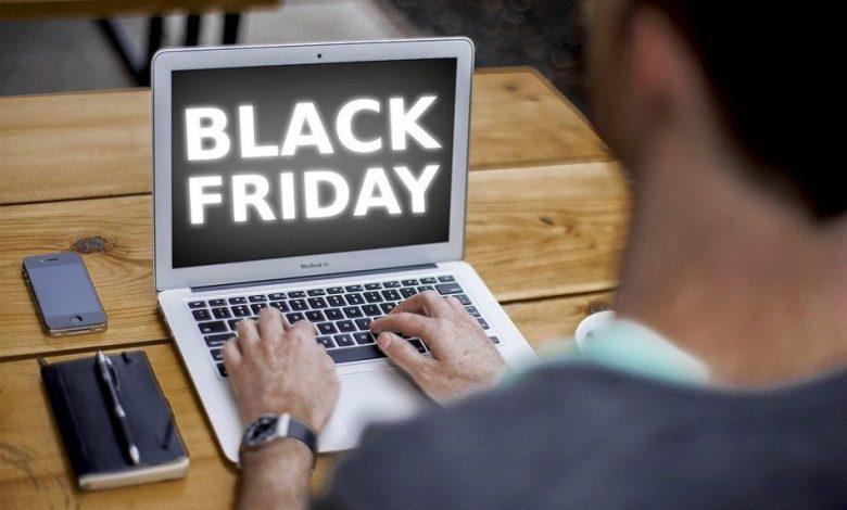 črni petek, black friday, zahvalni dan, spletna prodaja, splet, rekord, zda,