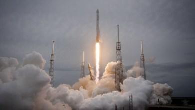 Photo of SpaceX začel serijo poletov na Mednarodno vesoljsko postajo