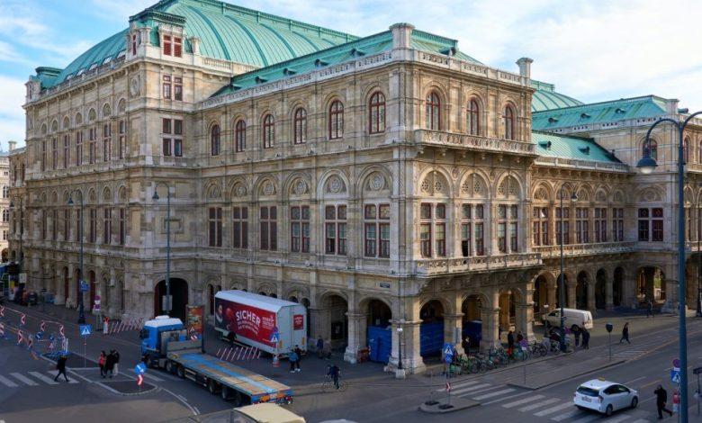 Dunajska filharmonija, novoletni koncert