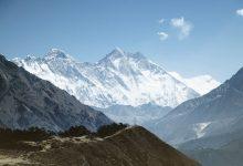 Photo of Mount Everest uradno 86 centimetrov višji, kot je veljalo doslej