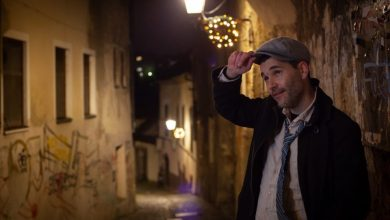 Photo of Sebastijan Lukovnjak: Oh, ta noč