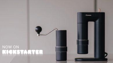 Photo of Kickstarter: slovenski mlinček za kavo zbral že skoraj pol milijona evrov