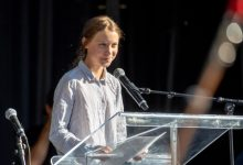 Photo of Podnebna aktivistka Greta Thunberg dopolnila 18 let