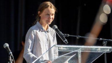 Photo of Podnebna aktivistka Greta Thunberg dopolnila 18 let