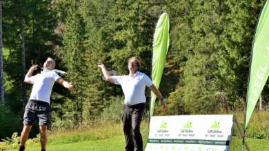 footgolf, tenis, disk golf, Aleksander Kravanja, golf, Golf igrišče Bovec