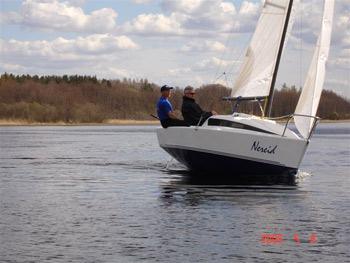 Dotan Micro Class CRUISER RACER PROTO Sailboats