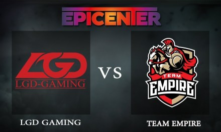 PSG.LGD vs Empire Game 3 – EPICENTER XL, Group Stage Day 4 – Dota 2