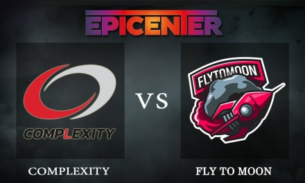 Complexity vs FlyToMoon Game 1 – EPICENTER XL, Group Stage Day 2 – Dota 2