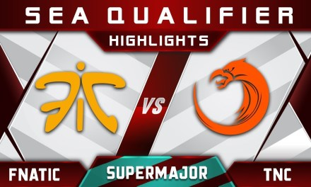 TNC vs Fnatic [EPIC] China Supermajor 2018 SEA Highlights Dota 2
