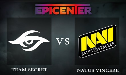 Secret vs Navi Game 2 – EPICENTER XL, Group Stage Day 3 – Dota 2