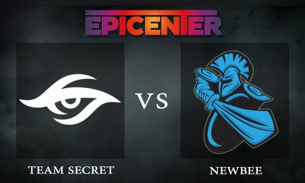 Secret vs Newbee Game 1 – EPICENTER XL, Group Stage Day 2 – Dota 2