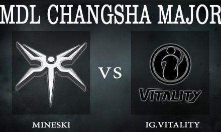 Mineski vs IG.V – MDL Changsha Major, Group Stage Day 1 – Dota 2