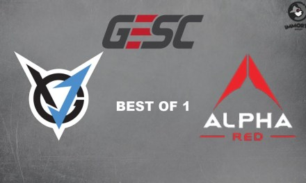 VGJ.S vs Alpha-Red | Group Stage Bo 1 | GESC Thailand Dota2 Minor