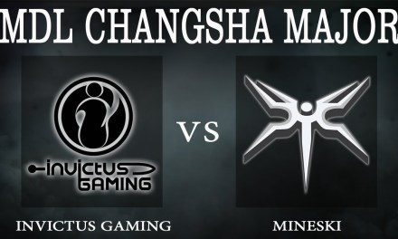 iG vs Minseski game 2 – MDL Changsha Major, Group Stage Day 2 – Dota 2