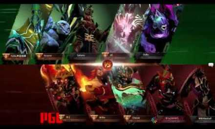 CompLexity vs Immortals Game 2 – Supermajor 2018, NA Qualifier – Dota 2