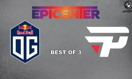 OG vs Pain | Group Stage Bo 3 Game 1 | Epicenter 2018