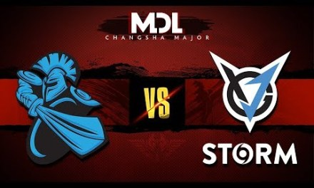 Newbee vs VGJ.Storm Game 1 – MDL Major 2018: Group Stage – @GoDz @Lacoste